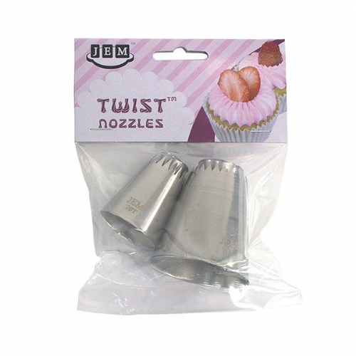 JEM Twist Nozzle NZ906 - 2 pack